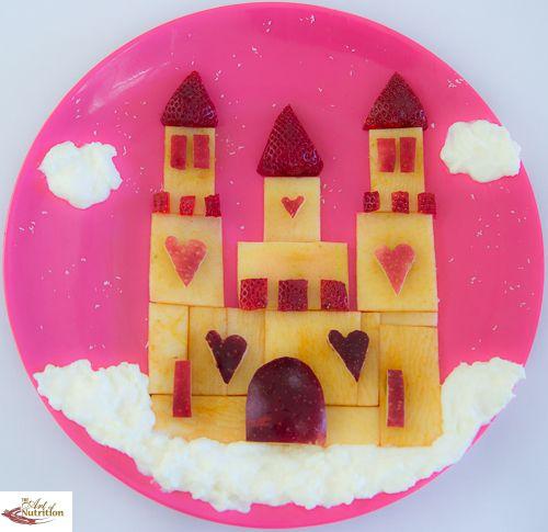 Fun Fruit Fairy Castle