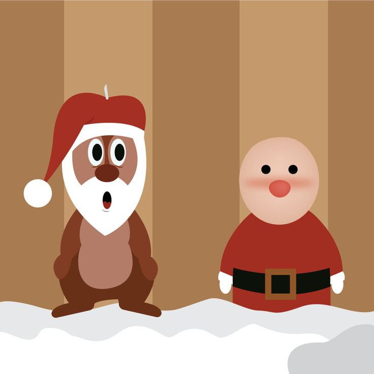 Christmas, christmas candle, disney, chip and dale santa disneyillustration