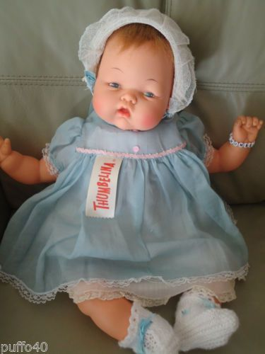 Thumbelina Doll 1961-62