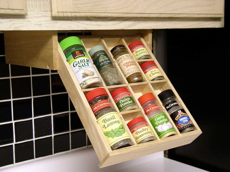 Gentil Look At This Axis Organizers Natural Under The Cabinet Spice Organizer On  Today!