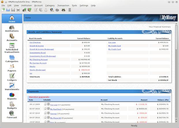 Se você procura um gerenciador financeiro para administrar suas contas experimente instalar o KMyMoney no Ubuntu e seus derivados.  Leia o restante do texto Como instalar o gerenciador financeiro KMyMoney no Ubuntu  from Como instalar o gerenciador financeiro KMyMoney no Ubuntu
