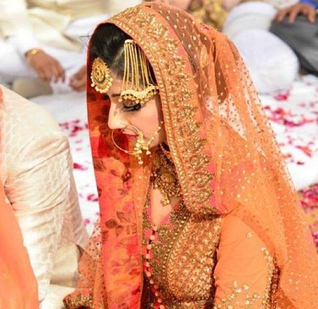 Most gorgeous bride ❤️ @SRandhawa