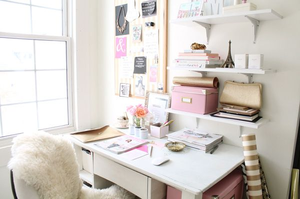 Style At Home: Michele Lee of Blush Shop   theglitterguide.com