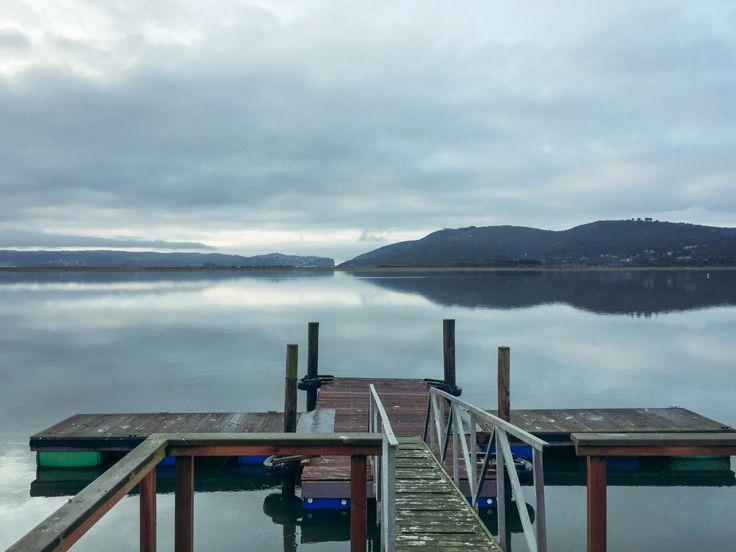 Deck on Knysna lagoon by Lex Faure / 500px