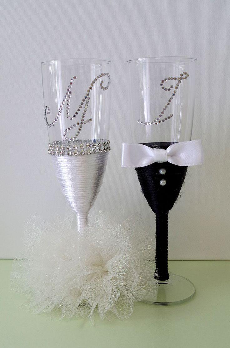 9 best calici images on Pinterest | Champagne glasses, Wedding ...