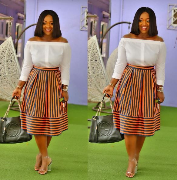 Check out Jackie Appiahs elegant look in new photo