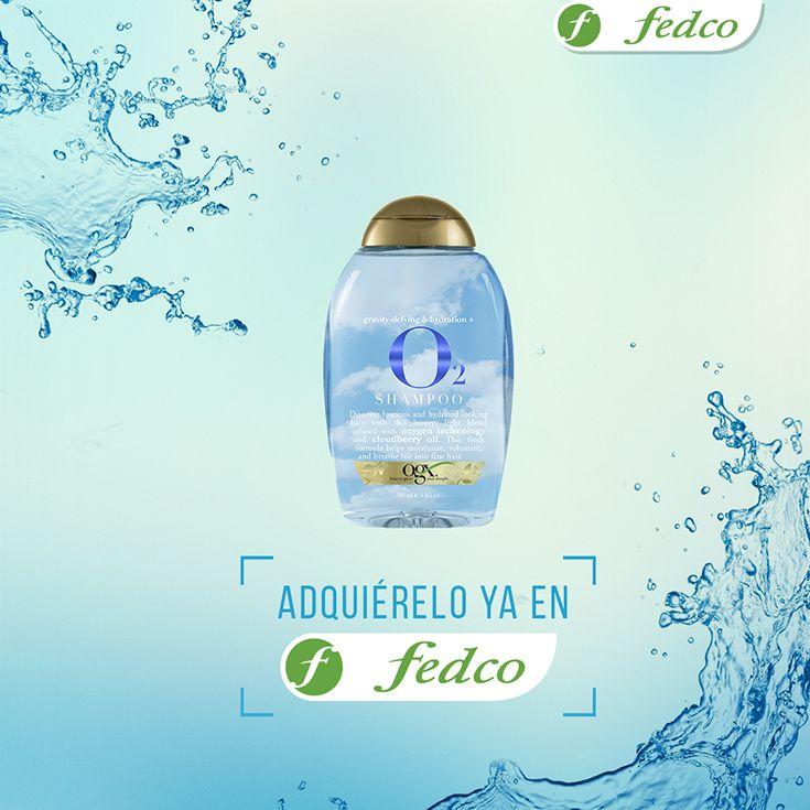 Shampoo Hydration O2 ¡Nuevo para 2016! Escápate a las nubes con cada uso de esta ligera fórmula. Con su tecnología de oxígeno y aceite de mora de los pantanos, cada aplicación puede ayudarte a transformar tu cabello en los rizos que siempre has soñado.