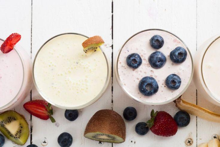 4 romige smoothies zonder zuivel