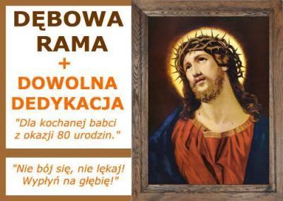 #JEZUS W KORONIE