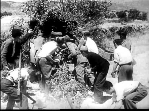 Spanish Civil War 1936-1939 documentary film (english commentary) - YouTube