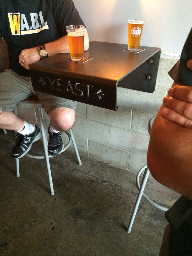 Stoup Brewery Table