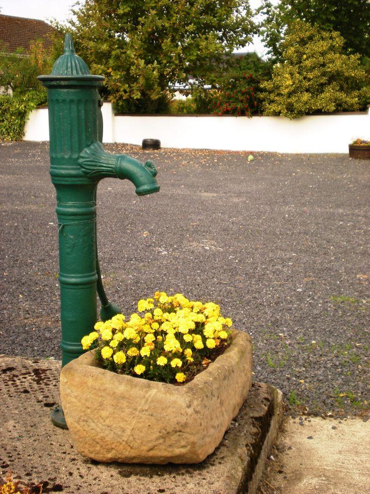 Water pump in Clonaslee, Co. Laois