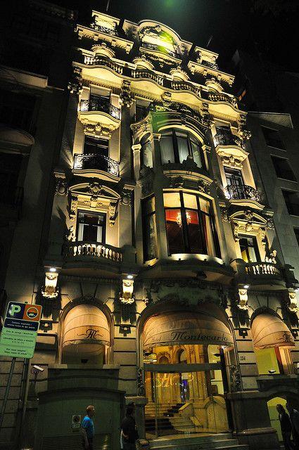 Barcelona Monte Carlo Hotel on La Rambla