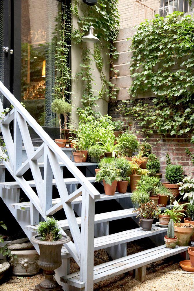37 best Escaliers images on Pinterest Backyard ideas, Decks and - realiser un escalier exterieur