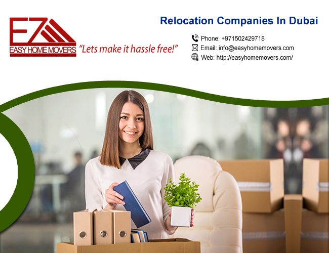Easy home Movers is the best Relocation Companies in Dubai.