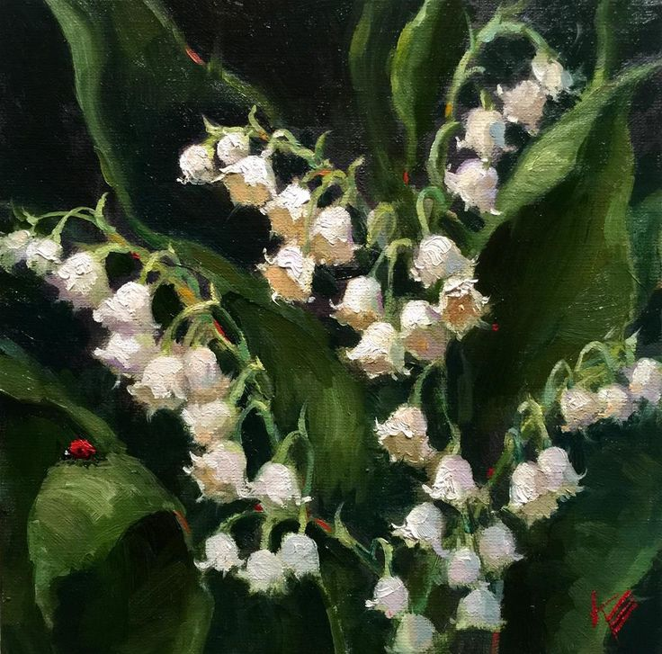 Krista Eaton. Lily of the Valley