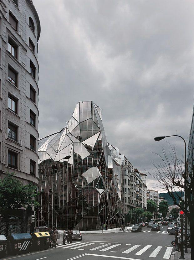 Креатив в архитектуре, подборка от adme  Среди самых оригинальных зданий мира есть немало офисов и выставочных центров, построенных по заказу всемирно известных корпораций.