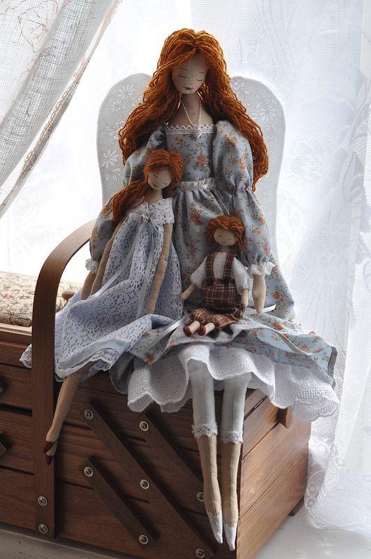 Последняя подборка 2013 года - 29 Декабря 2013 - Кукла Тильда. Всё о Тильде, выкройки, мастер-классы.