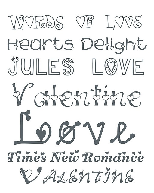 Valentine Fonts 2 from Alderberry Hill by Alderberry Hill: Valentines Crafts, Alderberri Hill, Free Valentines, Valentine'S Fonts, Valentines Fonts, Free Fonts, Valentines Day, Valentine'S S, Holidays Valentines