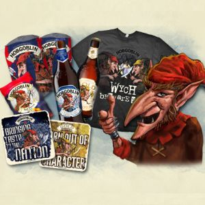 FREE Hobgoblin Beer Giveaway - Gratisfaction UK Freebies #freebies #freestuff #hobgoblin