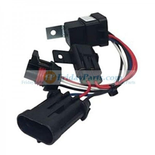 Fuel Timer Solenoid Assembly 6669415 For Bobcat 653 751 753 763 773 7753 853 Skid Steer Loader Skid Steer Loader Bobcat Bobcat Equipment