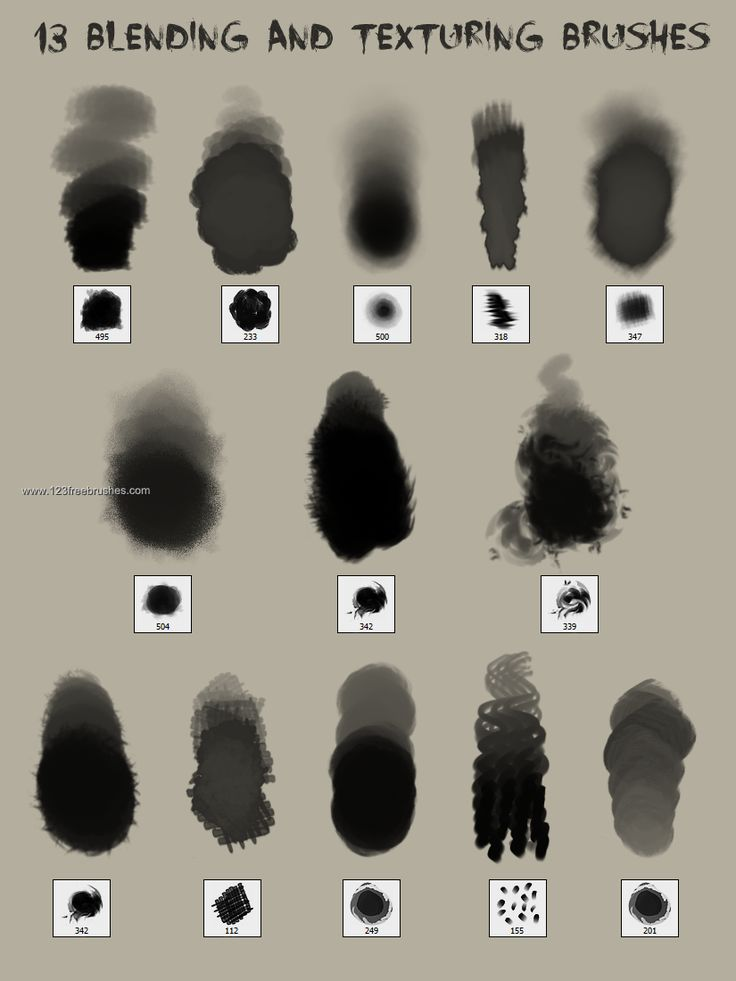 4 Ways to Use Photoshop Brushes - wikiHow