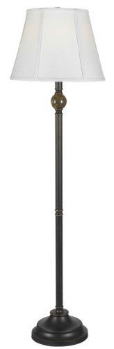 Kenroy Home 32159ORB Burnsville Outdoor Floor Lamp by Kenroy Home. $160.20. From the Manufacturer                Traditional and bold, the Burnsville is perfect for rather if you're reading on your patio or in your living room. This portable floor lamp is suitable for both indoor and outdoor use allowing your lighted enjoyment to not be stopped.                                    Product Description                Traditional and bold, the Burnsville is perfect for ...