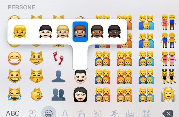 Le nuove faccine emoji - Nuovo dilemma: fare o non fare l'aggiornamento IOS 8.3