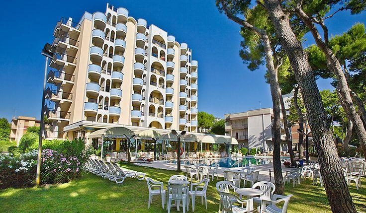 Hotel Parco dei Principi, Giulianova Lido, TE, Abruzzo, Italy. http://meditour.it/properties/giulianova-lido/hotel-parco-dei-principi-giulianova-lido/