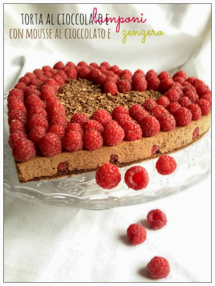 Vivi in cucina: Re - cake 5  di S Valentino : Torta al cioccolato ...
