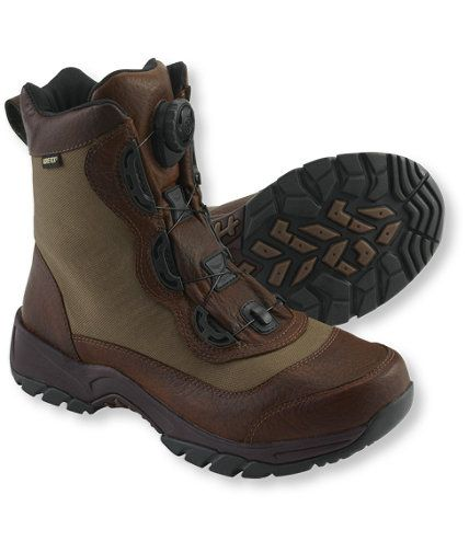 Technical Kangaroo Upland Boots With Boa Closure Men S