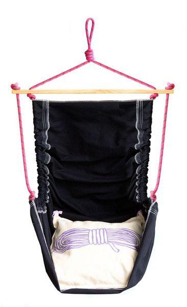 hamac chaise pour enfant more hamac urbain design de magnifiques ...