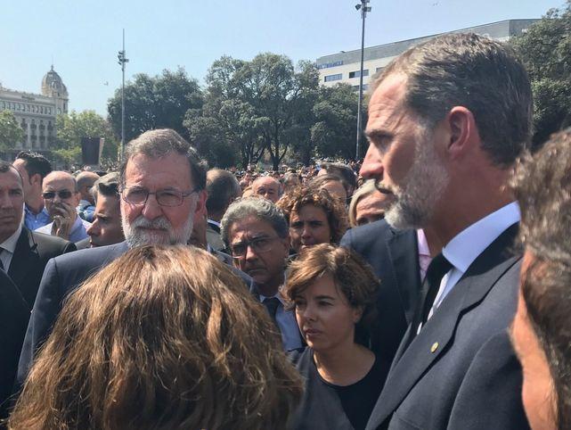 Carta a Rajoy para renombrar el aeropuerto de El Prat como Rey Felipe VI
