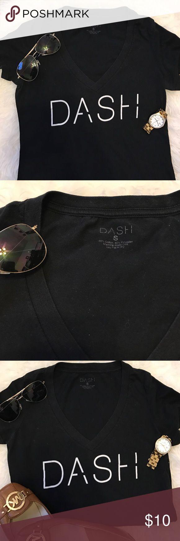 DASH t-shirt from the LA Kardashian store. Size Small DASH t-Shirt, from the LA Kardashian boutique. I like new condition. Kardashian Kollection Tops Tees - Short Sleeve