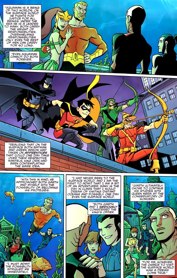 Young Justice (2011) Issue #5 - Read Young Justice (2011) Issue #5 comic online in high quality