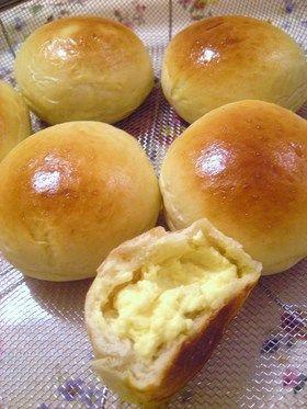 チーズケーキ・ブレッド [Cream Cheese Bread]