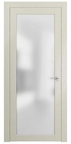 Diese moderne neoklassizistische Innentür besteht aus einem massiven Holzrahmen und …   – Barn Door In House