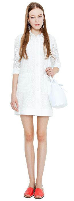 #LUREM #LUREMJAPAN#london #UK #eastlondon#fashion #newin #new #15SS#Japan #tokyo #spring #showroom #model #ootd #styling #coordinate #shooing #lookbook #white #bag #emma #emmabag  #letherbag