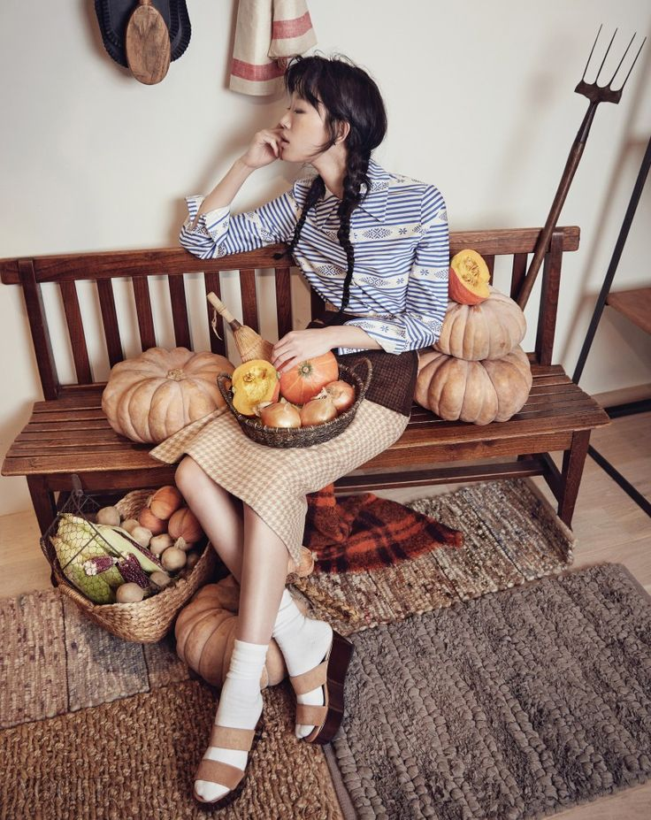 Vogue Korea - Miu Miu Fall 2015