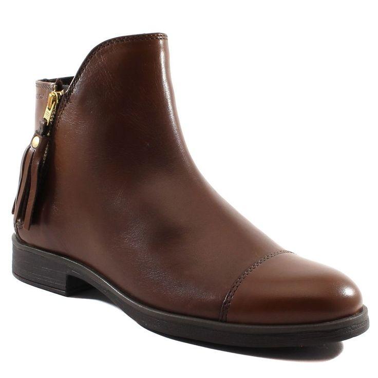 332A GEOX AGATA J6449E MARRON www.ouistiti.shoes le spécialiste internet  #chaussures #bébé, #enfant, #fille, #garcon, #junior et #femme collection automne hiver 2016 2017