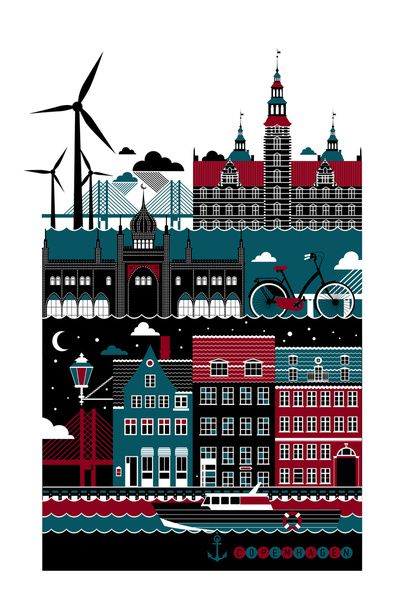just another copenhagen print that i love..