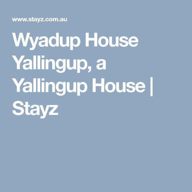 Wyadup House Yallingup, a Yallingup House | Stayz