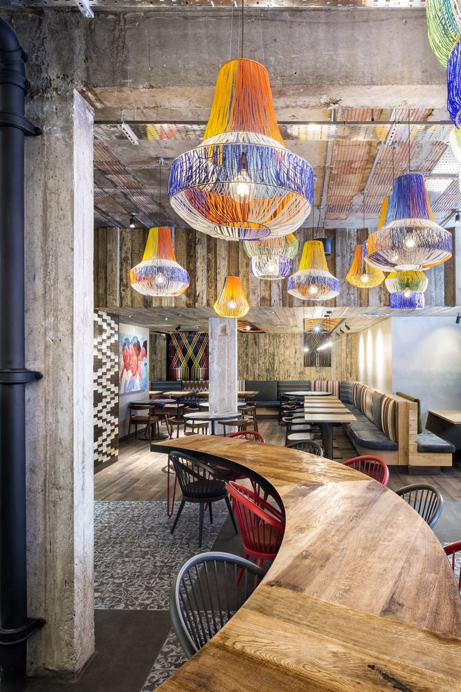 2016 Restaurant & Bar Design Awards Announced,Nando's (Harrogate, UK) / STAC Architecture. Image Courtesy of The Restaurant & Bar Design Awards