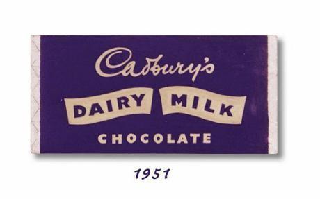 Cadbury's chocolate was born in 1831