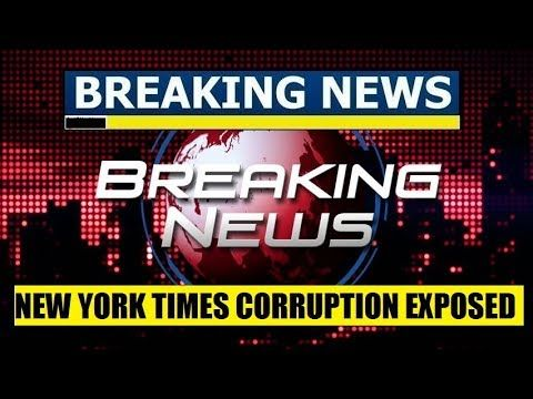 BREAKING NEWS TODAY, NEW YORK TIMES NEWS UPDATES, PRES TRUMP BREAKING NEWS TODAY 11/29/17 - YouTube