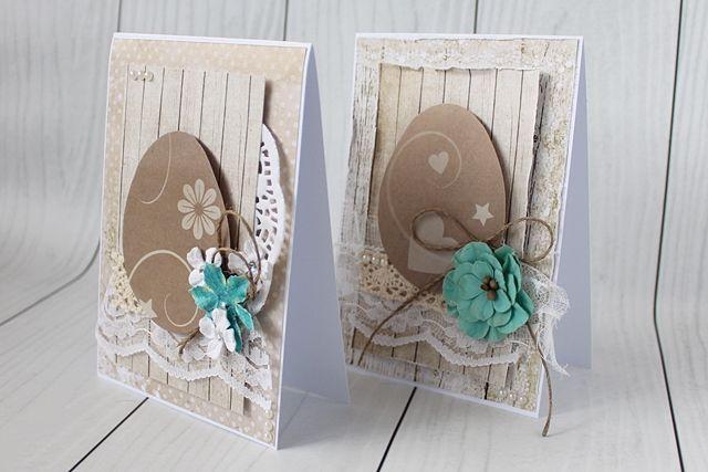 easter handmade card, easter eggs, Deski, deseczki