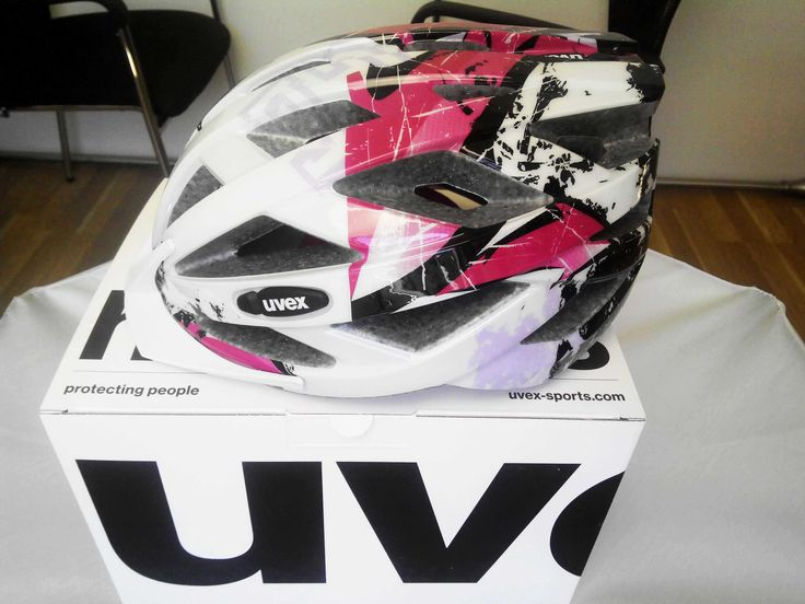 UVEX AIR WING, WHITE-PINK http://www.uvexstore.cz/UVEX-AIR-WING,-WHITE-PINK