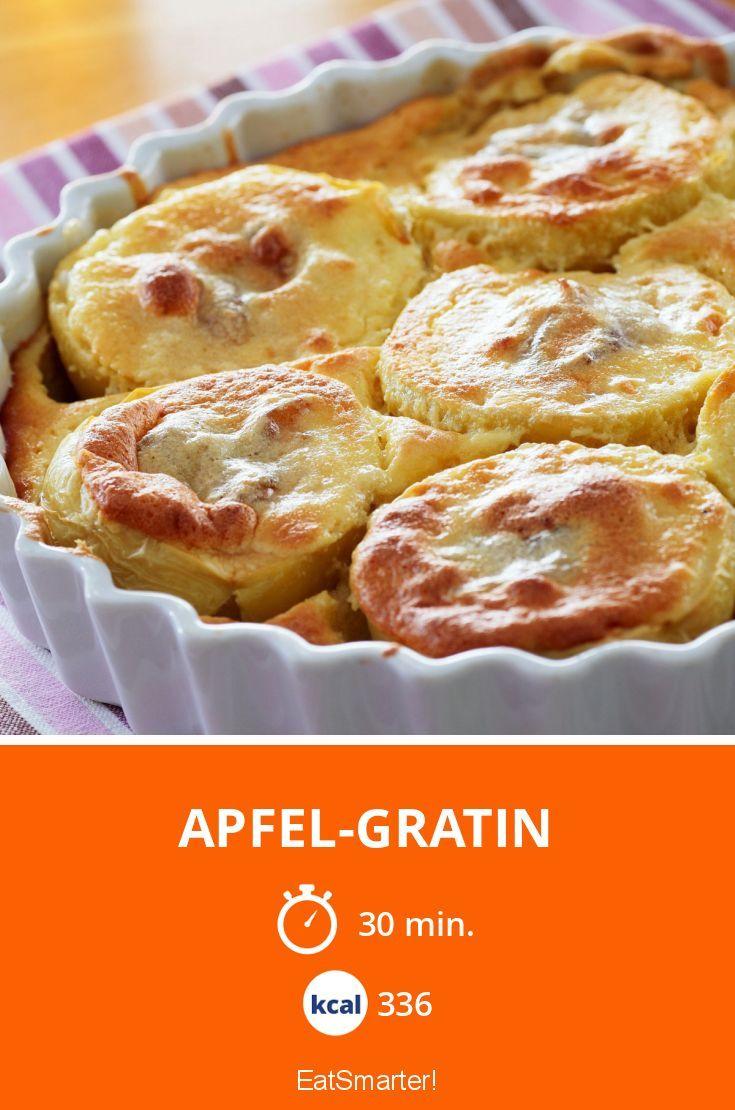Apfel-Gratin - smarter - Kalorien: 336 kcal - Zeit: 30 Min. | eatsmarter.de