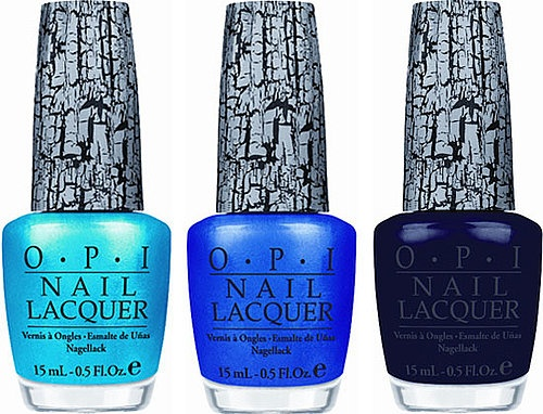 OPI - new shatters