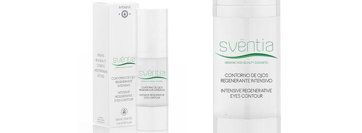 Sventia Intensive eye contour cream/intenzívný anti-age očný krém, prírodná a organická kozmetika - certifikát BDIH